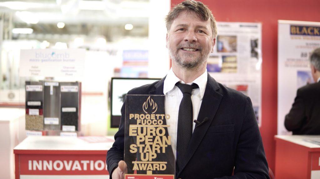 Progetto Fuoco Startup Award 2020
