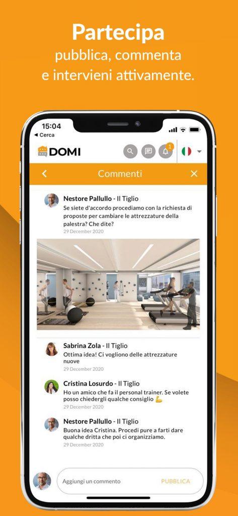domi app